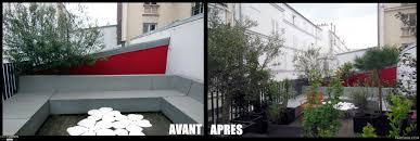 Veranda Pour Terrasse Terrasse De Plein Pied Avec Veranda Dans Le Centre De Paris