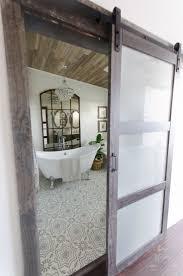 beautiful urban farmhouse master bathroom remodel urban