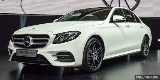 mercedes e300 price w213 mercedes e300 amg line malaysian price confirmed from