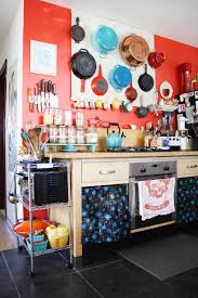 10 smart kitchen storage solutions for renters apartment therapy