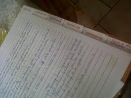 cahier de cuisine vierge mon classeur recettes tuto pour le réaliser mademoiselle s organise