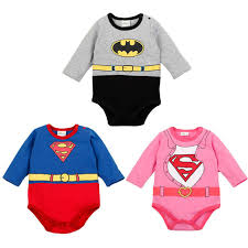 Infant Costumes Aliexpress Com Buy Superhero Romper 2017 Autumn Infant Baby