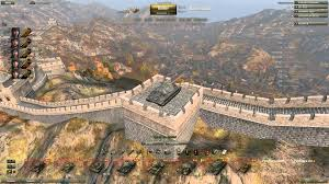 Asia Map Game by World Of Tanks Asia Great Wall Hangar By Doctor Digital Youtube