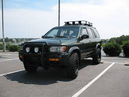 nissan pathfinder zombie commercial re pics of the arb sahara bar on a r50 pathy fukinitupagain