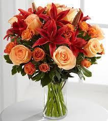 ftd tigress bouquet premium fall thanksgiving flowers