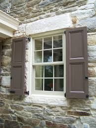 Exterior Shutters New Exterior Window Shutters Decorating Design - Home design gallery