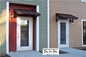 Building An Awning Over A Patio The Classic Gallery Metal Awnings Projects Gallery Of Awnings