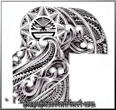 half sleeve tribal by shepush on deviantart