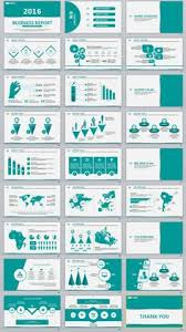 31 best multicolor creative annual report powerpoint template