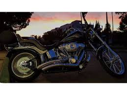 harley davidson softail in los angeles ca for sale used