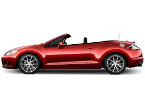 mitsubishi eclipse concept 2012 mitsubishi eclipse spyder reviews and rating motor trend