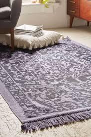 magical thinking diamond medallion printed rug magical thinking