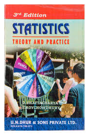 statistics theory and practice by d bhattacharya and s