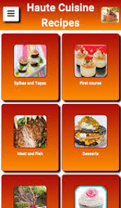 haute cuisine recipes haute cuisine recipes apps on play