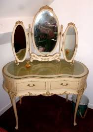 antique 1920 u0027s 30 u0027s french style louis xiv dressing table