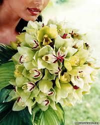 Wedding Flowers Greenery Green Wedding Bouquets Martha Stewart Weddings
