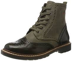 s boots amazon uk s oliver s 25465 combat boots amazon co uk shoes bags
