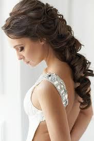 Hochsteckfrisurenen Lange Braune Haare by Frisuren Mit Locken Für Hochzeit