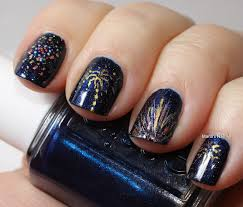 nail art new year nail art 2014 new year nail art