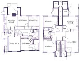 Floor Plans For Flats East Village Apartments At The University Village Albany Uva