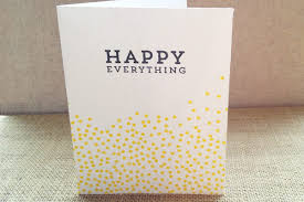 happy cards happy everything christmas card