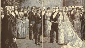 and white wedding 125 years ago day for a white house wedding history in the