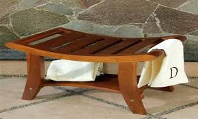 Teak Benches For Showers Wall Mounted Shower Bench Canada Bench Decoration