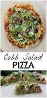 California Pizza Kitchen Tostada Pizza Cobb Salad Pizza Recipe