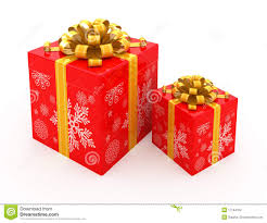 christmas boxes christmas gift boxes stock photography image 17194102