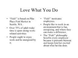 fish philosophy