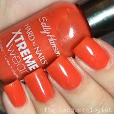 sally hansen hard as nails xtreme wear fall 2015 collection