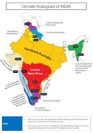 Africa Climate Map by Simon Kuestenmacher On Twitter