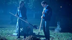 burying the ex movie review bloody good horror