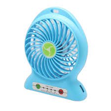 hand held battery fan mini usb rechargeable battery fan portable handheld table