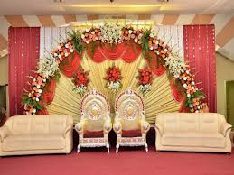 simple sweetheart stage decorations s stage wedding deco indian