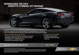 customize your corvette get the zf1 appearance package on a 2014 corvette stingray