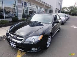 black subaru 2009 subaru legacy 2 5i limited sedan in obsidian black pearl