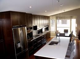 one wall kitchen designs with an island one wall kitchen ideas home and interior