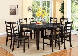 Square Kitchen Tables by Dining Table 8 Person Square Outdoor Dining Table 8 Seating
