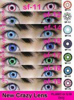 free shipping cosmetic color lenses halloween contacts by klb