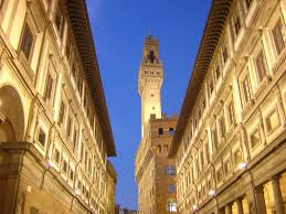 vasari the palazzo vecchio and the history of florence begins