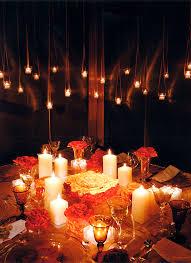 romantic table settings table setting for romantic candlelight reception prestonbailey com