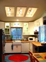 Led Kitchen Lighting Fixtures Kitchen Light Fixtures Pterodactyl Me