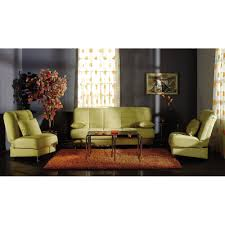 living room dark green sofa living room modern with partition