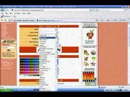 free online 3d text font logo maker video youtube