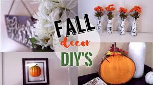 diy fall room decor budget friendly fall home decor 2017