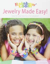 rainbow loom jewelry made easy inc leisure arts