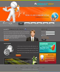 templates for asp net web pages asp net css templates for communication company
