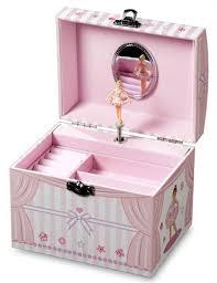 Children S Jewelry Musical Star Ballerina Children U0027s Jewelry Box