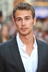 mens hair styles divergent celebrity hairstyles theo james neat hairstyle for formal event